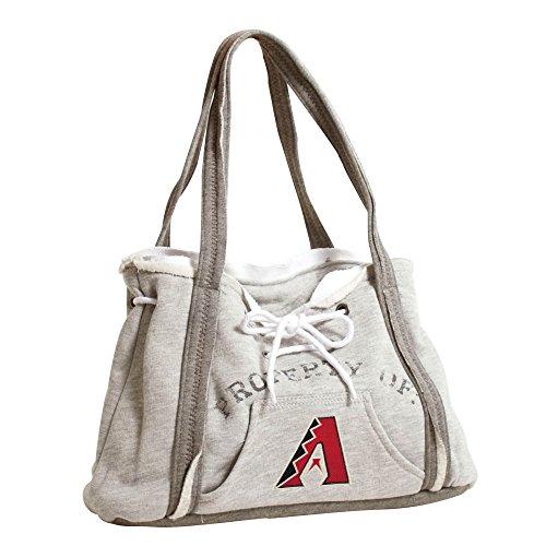 Mlb Hooded Sweatshirt (Littlearth MLB Arizona Diamondbacks Hoodie Purse)
