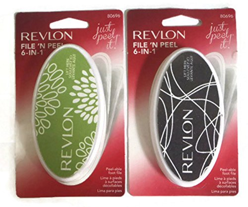 PACK Revlon File Peel 80696