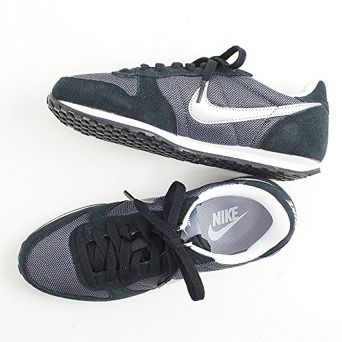 Donna Nike Grey Silver Sneaker Genicco Cool Metallic WMNS 011 vnxnBUqH