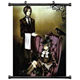 Black Butler HD Anime Manga Wallscroll Poster Kunstdrucke Bider Drucke