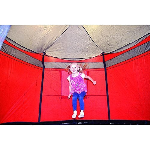 Clubhouse Tent Accessory Kit for Propel 12' Trampoline with 6 pole enclosure - TENT ONLY by Propel (Image #2)