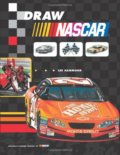 Draw NASCAR (Discover Drawing)