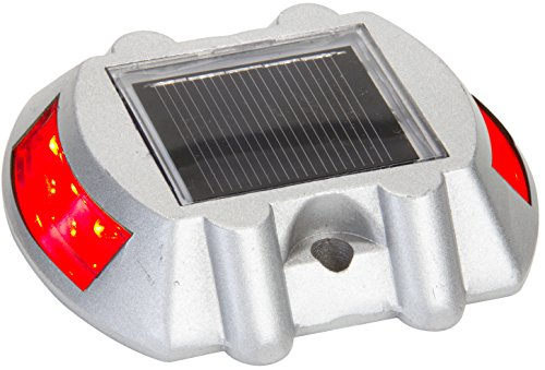 Reusable Revolution Solar LED Road Stud Pathway Marker Light (Light Pathway Markers)