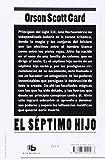 El septimo hijo / Seventh Son (Saga De Alvin Maker) (Spanish Edition)