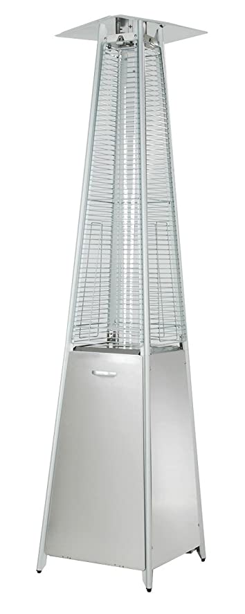 AZ Patio Heaters HLDS01 GTSS Quartz Glass Tube Patio Heater
