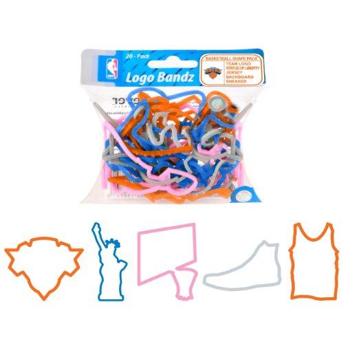 Knicks Ny Bracelets - New York Knicks Logo Bandz Bracelets