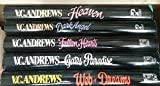 img - for Casteels Family Series, 5 Volume Set, Fallen Hearts, Web of Dreams, Gates of Paradise, Dark Angel and Heaven book / textbook / text book
