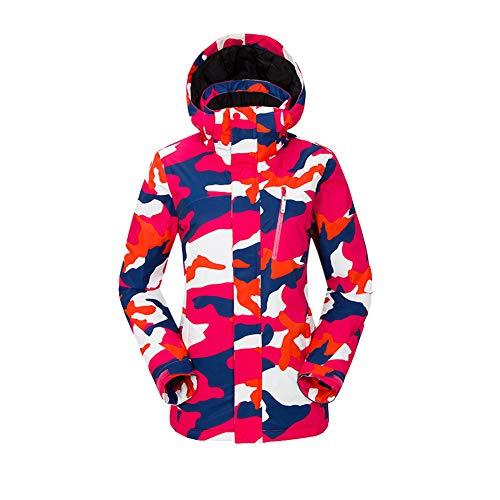 Cappuccio Neve Antivento Esterno Giacche Impermeabile Deylaying Abbigliamento Sportivo Giacca Da Con Camo Snowboard Jacket Sci Donna Invernali Per Rosa Calde qw8BWwvfF