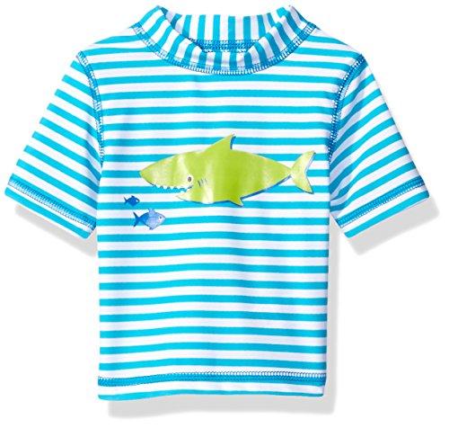 Little Swim Short Sleeve Rashguard