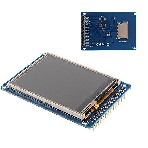 Diymore 240x320 Display Module Arduino