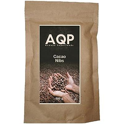 Nibs de Cacao. Esencia natural del chocolate, sin Azúcares añadidos – 250g, 500g y 1kg