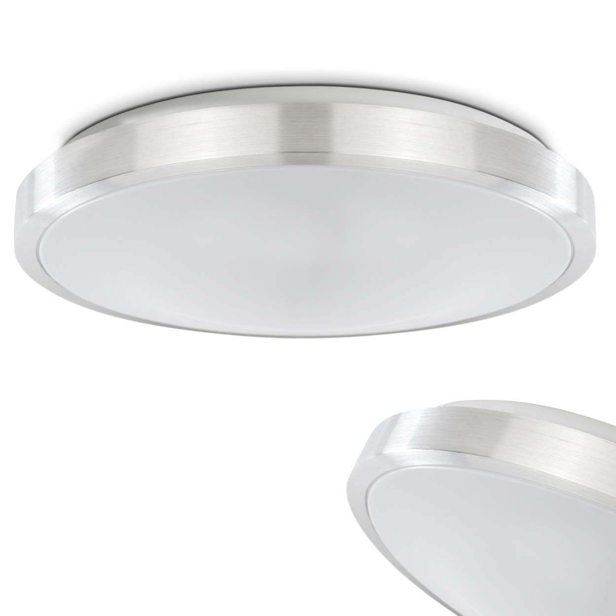 Plafón redondo Sora 1 x LED 22 W [Clase de eficiencia energética A] hofstein H166049