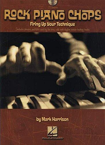 Rock Piano Chops: Firing Up Your Technique (Rock Chops)