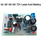 36/48/60/72V Lead Acid Battery Desulfator Module Battery Regenerator Life Extender