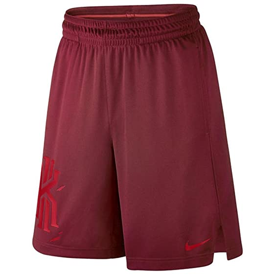 f971fce38a5f ... SIZE 3XL Nike Dry Kyrie Hyper Elite Basketball Shorts Cavaliers Red  Mens XL ...