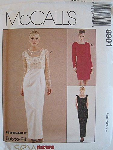 8901 dress - 3