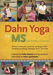 Amazon Com Dahn Yoga For Multiple Sclerosis And Similar Conditions Dawn Quaresima Eunjin Lim And Jiin Kim Movies Tv