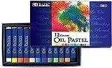 12 Color Oil Pastel Crayon 144 pcs sku# 1892835MA