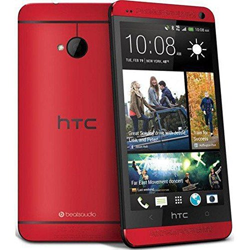 htc one red - 2