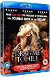Drag Me to Hell (2009) Alison Lohman; Justin Long; Sam Raimi cover.