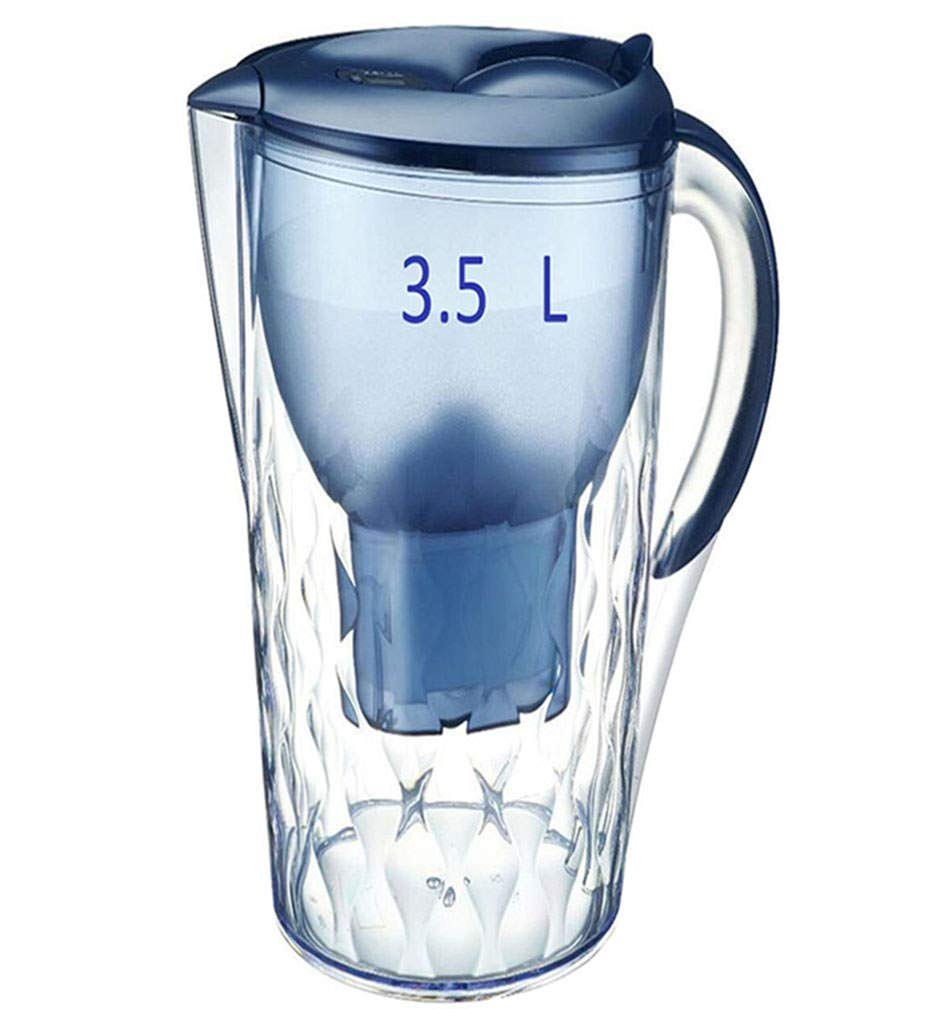 Venus Bridal 3.5 Liter Water Purifier Everyday Water Pitcher with Filter Large Volume Water Filter Pitcher