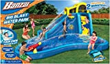 Banzai Inflatable Big Blast Cannon Splash Slide Lagoon Pool Water Park offers