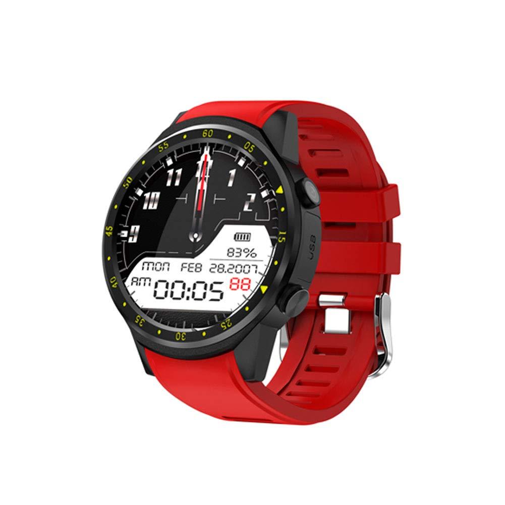 ERLIANG Smart Armband GPS-Positionierung Sportuhr zur Überwachung der Herzfrequenz-Höhe