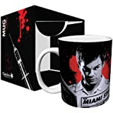 Dexter Morgan Good or Bad Person TV Television Show Ceramic Boxed Gift Coffee (Tea, Cocoa) 11 Oz. Mug