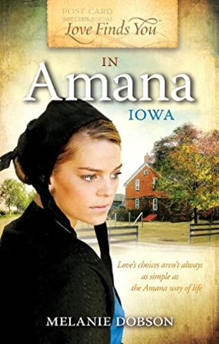 book cover of Love Finds You in Amana, Iowa