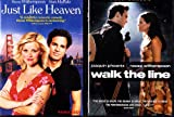 Walk the Line , Just Like Heaven : Reese Witherspoon 2 Pack Collection