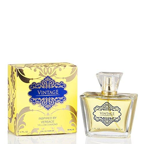 Versace Yellow Diamond Intense Eau De Parfum for Women 90ml - 3