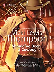 Should've Been a Cowboy (Sons of Chance Series Book 4)