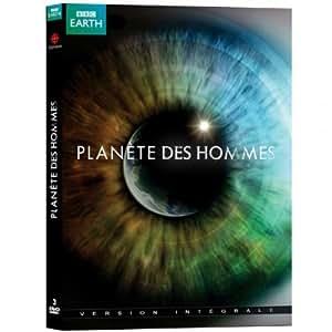 Planète des hommes (3 DVD) (Bilingual)