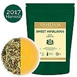 Sweet Himalayan Detox Green Tea Leaves (100 Cups) - Stevia, Turmeric, Shatavari, Cardamom, Indian Ginseng, 100% NATURAL DETOX TEA, SLIMMING TEA & WEIGHT LOSS TEA, Packed in India, 3.53oz (SET OF 2)