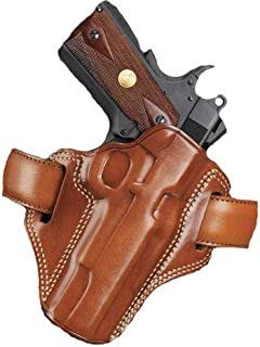 product image for Galco Combat Master Belt Holster for S&W K FR 19 4-Inch