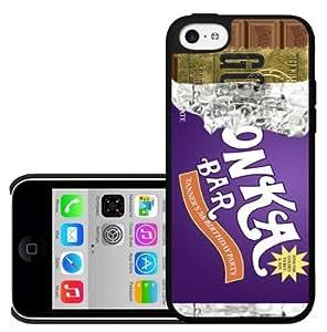 Willy Wonka Chocolate Bar Hard Snap On Case (iPhone 5c)