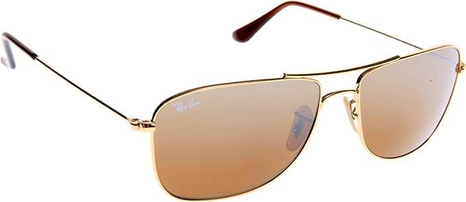 6dcb13be23 Ray Ban RB3477 001 3K 59 Mens Sunglasses  Amazon.co.uk  Clothing