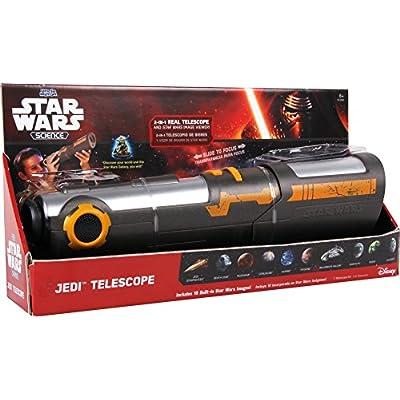 Uncle Milton - Star Wars Science - Jedi Telescope: Toys & Games