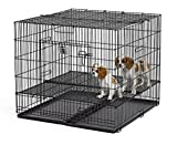 MidWest Puppy Playpen with 1 Inch Mesh Floor Grid, 36''L (Medium Model 236-10)