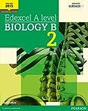 Edexcel A level Biology B Student Book 2 + ActiveBook (Edexcel GCE Science 2015)