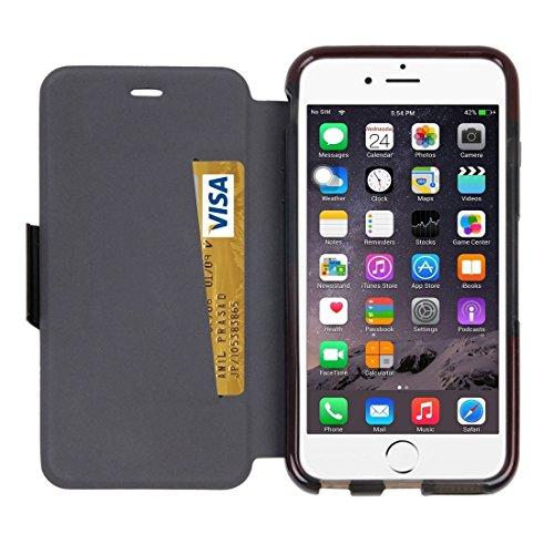 Phone Taschen & Schalen Für iPhone 6 Plus Horizontale Flip Leder Tasche mit Halter und Kartensteckplatz ( SKU : IP6P0859HE )