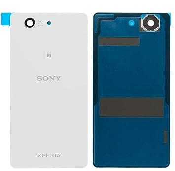 Sony Xperia Z3  Akkudeckel Backcover Weiss Austausch Reparatur