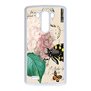 Good Quality Phone Case Designed With Travel Cards For LG G3