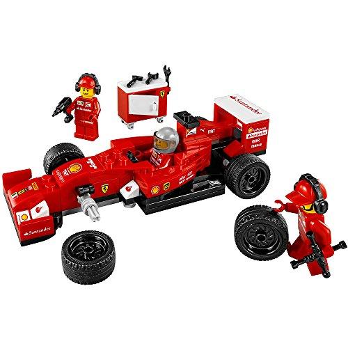 51oKZkeG bL - LEGO Speed Champions F14 T & Scuderia Ferrari Truck 75913
