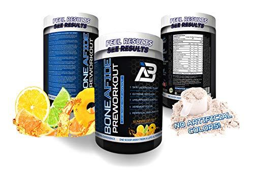 Boneafide Nutrition Boneafide Pre-Workout, Sunrise Delight, 382.41 Grams