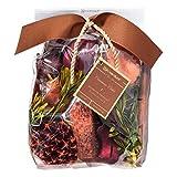 Aromatique Decorative Potpourri Bag- Cinnamon Cider (14oz Pocketbook Bag)