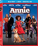 Annie (Bilingual) [Blu-ray + DVD + UltraViolet]