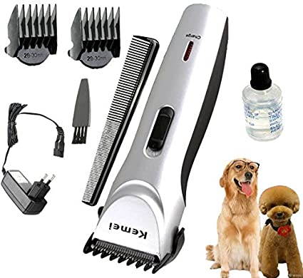 Buy Generic Professional Cat Dog Hair Trimmer Rechargeable Electric