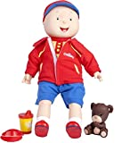 Caillou Best Friend Talking Doll - Trilingual - English/ French/ Spanish