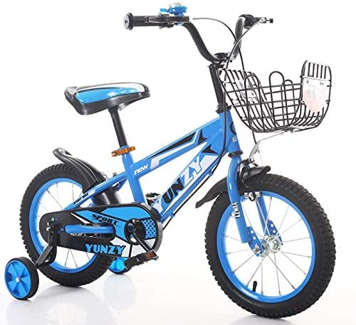 GLJJQMY Bicicleta Infantil, Bicicleta para bebés de 3 a 12 años ...